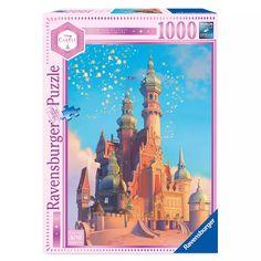 Rapunzel Castle Puzzle by Ravensburger – Tangled – Disney Castle Collection – Limited Release | shopDisney