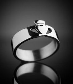 From Claddagh to Ogham, stunning contemporary Irish rings designed and handmade by jewellery designer Eileen at Claddagh Design