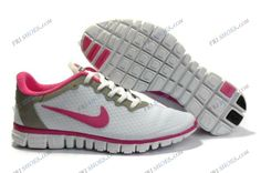 Nike Free 3.0 V2 White Pink Womens cheer shoes cool nike shoes Regular Price: $149.00 Special Price $78.69 Free Shipping with DHL or EMS(about 5-9 days to be your door).  Buy Shoes Get Socks Free.