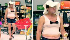 People of Walmart returns...