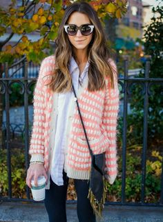 Strawberry Shortcake Cardi from @SHOPgrl **USE CODE SHOPgrlBUCKEYES TO GET 15% OFF YOUR ORDER**