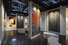 The Iris Ceramica space #Cersaie2013