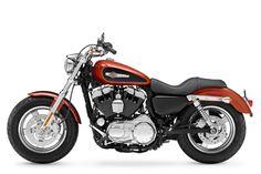 2012 Harley Davidson 1200 Custom