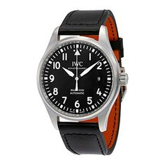 IWC Pilot's Mark XVIII Automatic Black Dial Mens Watch IW327001 by IWC -- Awesome products selected by Anna Churchill