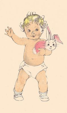 Is it just me, or does that bunny look awfully devious...? (Janet Laura Scott)