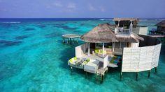 Six Senses Laamu Resort.  Laamu Atoll, Maldives.
