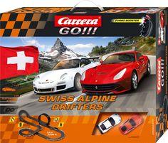 Carrera Go!!! Swiss Alpine Drifters 7.3 m online kaufen ➤ Grosse Auswahl an Carrera Carrera Go!!! ✔ Viele weitere Marken ✔ versandkostenfrei ab 50 CHF ✔