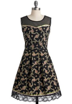 Hollywood and Vine Dress, #ModCloth