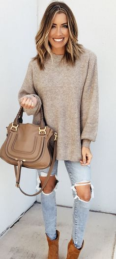 6bb520ac97 278 Best beige sweater images in 2019