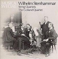 Gotland Quartet - Stenhammar: String Quartet Nos. 3 & 4