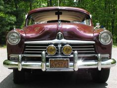 1949 Hudson with the 302 Hornet engine ( 2 carbs ).