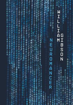 Neuromancer. Reading it again, I can't help it, I love this book way too much.