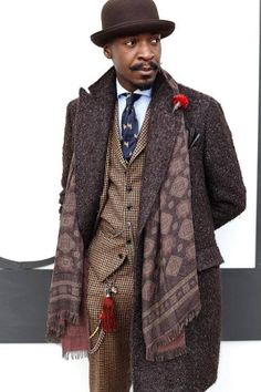 There is NOTHING finer than Harris Tweed.