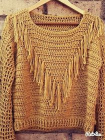 New crochet jacket boho shirts 23 ideas Crochet Poncho With Sleeves, Crochet Jacket, Crochet Cardigan, Crochet Shawl, Poncho Sweater, Débardeurs Au Crochet, Crochet Woman, Crochet Baby, Crochet Fashion