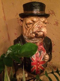 Bulldog at the Lord Nelson