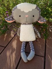 A Dolls And Daydreams Pattern Handmade with love by Morgan france | by Dolls And Daydreams