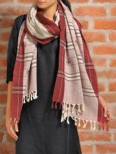 Orissa Kotpad Tussar Cotton Stole