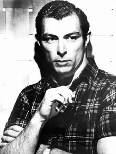LEE VAN CLEEF (1925 - 1989); great, great actor.  Used to play really scary parts.