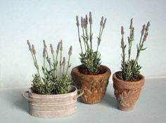 """Most of these """"pottery"""" pieces can be make by recycling lids of things etc."""