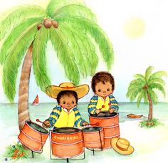 West Indies by Betsy Clark