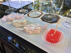 Visit Villiera and indulge in our fabulous Bubbly & Nougat tasting. #BetterWithBubbles #Villiera