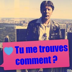 Message sur panneau Hommes Au Style Country, Montage Photo, Messages, Movie Posters, Movies, Fictional Characters, Craft Studios, Sign, Films