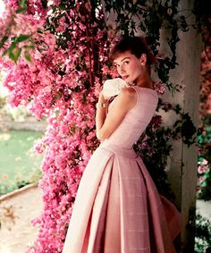 Audrey Hepburn Portraits Of An Icon Exhibit Photos | The National Portrait Gallery is paying tribute to the screen icon. #refinery29 http://www.refinery29.com/2015/06/87205/audrey-hepburn-photos-national-portrait-gallery