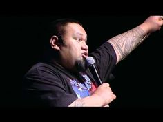 Tofiga Fepulea'i - Stand Up Comedian (other half of Laughing Samoans)
