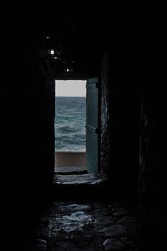 """The Island of Goree is a beautifully haunting place. You can feel the wretched sadness of the souls who unwillingly passed through there. I will never forget it.  """"The Door of No Return"""" by Grace"""