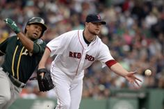 Lester tosses gem and strikes out 15 as Sox beat A's 6-3 | Boston Herald