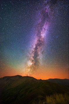 """Photo """"**Stardust above the mountains**"""" by KONSTANTINOS BASILAKAKOS (@BASPHOTOGRAPHY) #500px"""