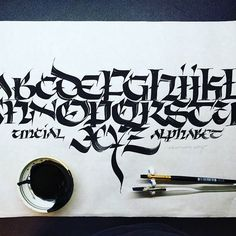 Uncial #calligraphy #lettering #art #uncial #typographyinspired #typedaily #dailytype #gothic #blackletter #fraktur #type #textura #typography #script #dailytype #typedaily #design #typographyinspired #letters #goodtype #typegang #drawing #handlettering #scriptlettering #typographyinspired #typedaily #dailytype