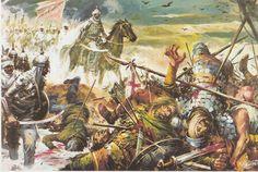Triumphal March of the Elf-King, illustration from 'In Fairyland, Doyle, Richard European History, World History, Fairy Land, Fairy Tales, Richard Doyle, King Richard, Bataille De Waterloo, Friedrich Ii, Elf King