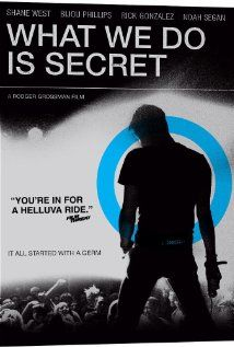 The Darby Crash and The Germs story. I just saw this and it was done very well for a biopic, such a sad story.