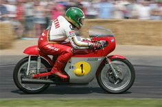 Giacomo Agostini, MV Agusta 500cc, Goodwood Festival of Speed