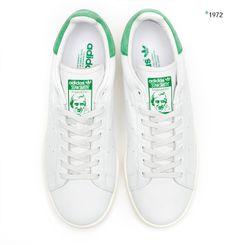 Adidas Stan Smith. Since 1972 http://sincetheblog.com/2014/04/28/adidas-stan-smith/