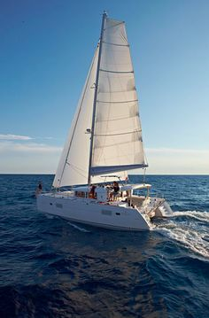 Our yacht charter management scheme means that we take care of all the details, making your life easier, while you retain 65% of the charter income.