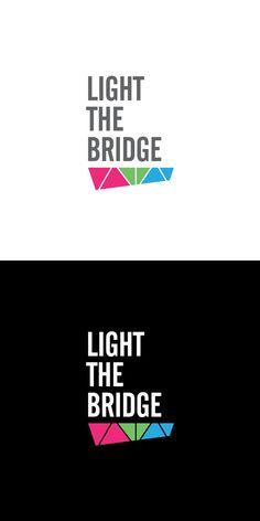 Light the Bridge Logo on Behance