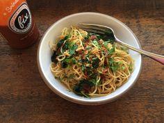 veggie fried noodles