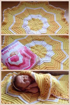 Ripple of Joy shawl