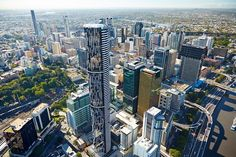 Brisbane and our tallest building Merton's Infinity Tower.