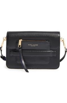 MARC JACOBS Madison Colorblock Leather Crossbody Bag available at #Nordstrom