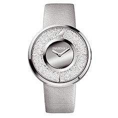 Swarovski Crystalline Silver watch.