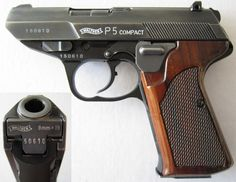 Walther P5 compact early variation