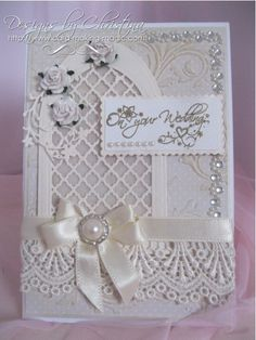 On Your Wedding Day by CardMakingMagic on Etsy, £4.50