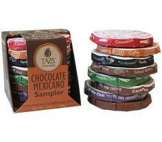 Chocolate Mexicano Sampler