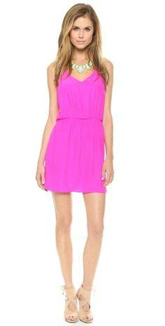 Pretty pink  dress on shopbop!!!!!!!!!!!!!!!!!!!!!!!!!!!!!!