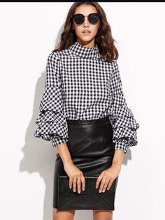 Blusa Desigual Leandra negra para mujer