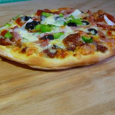 """New York Italian Pizza Dough 