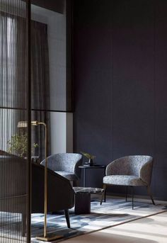 Office Waiting Rooms, Bedroom Colour Palette, Chinese Interior, Living Room Lounge, Office Lounge, Lounge Areas, Fashion Room, Luxury Apartments, Office Interiors